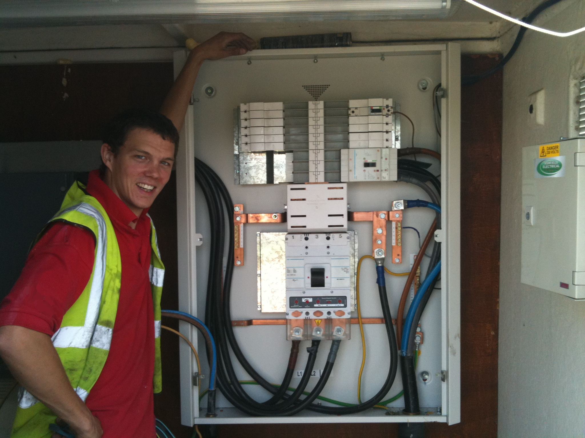 Chris Ward Electrical Contact Us Ward Electrical