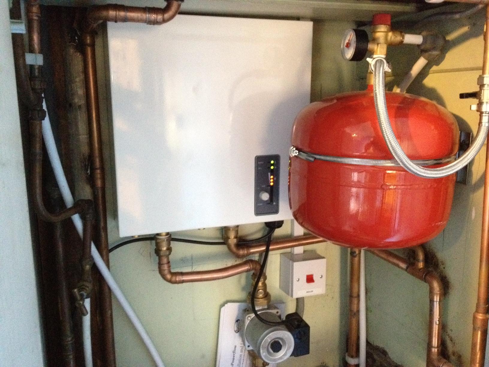 Oil Boiler: Diy Oil Boiler Installation